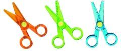 Blauwe Crayola Mini Kids Veilige Kinderscharen - 3 stuks/kleuren