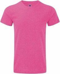 Russell Basic heren T-shirt roze 2XL (56)