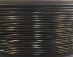 Zwarte Bits2Atoms PLA filament black 1,75mm 750gram