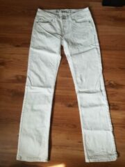 Witte IL'DOLCE Dames Jeans W29