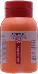 Talens Art Creation acrylverf flacon van 750 ml, azo-oranje
