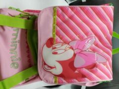 Roze Minnie Mouse Minnie schooltas