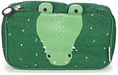 Trixie etui Mr. Crocodile 20 x 12 x 5 cm groen