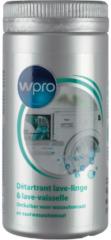 Whirlpool WPRO Entkalker (für Waschmaschinen und Geschirrspülmaschinen) für Geschirrspüler 484000008416, DES103