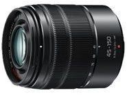 Panasonic Lumix H-FS45150 - Telezoomobjektiv - 45 mm - 150 mm