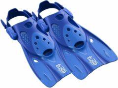 TUSA SPORT compact snorkelvinnen -Blauw - Maat S (28-35)