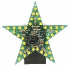 Kerst Gadget - Led Knipperende ster - Velleman Minikits