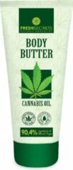 Fresh Secrets Body Boter *Cannabis Olie* 200ml