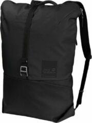Zwarte Jack Wolfskin 365 Onthemove 24 Pack Backpack - Unisex - Black - ONE SIZE