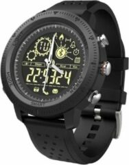 Zwarte Parya Official - Tactical Militaire Smartwatch - Horloge