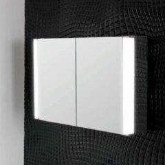 Eastbrook Spiegelkast met verlichting en aan/uit sensor (70x50x17cm) - Lucerne