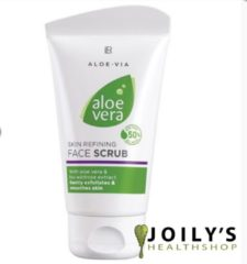 LR Products Aloe vera Face scrub