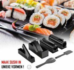 Zwarte Lobster family Professionele Sushi Toolkit set™ |Makkelijk en snel sushi maken| Beste Sushi kit op Bol.com