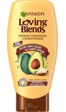 Garnier Loving Blends Avocado Olie & Karité boter Conditioner - 250ml