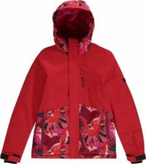 Rode O'Neill Sportjas Coral Ski Jacket - Fiery Red - 164