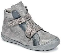 Zilveren Hoge Sneakers Citrouille et Compagnie HISSOU