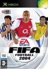 Electronic art Fifa 2004