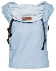 Blauwe ByKay Click Carrier Classic baby draagzak stonewashed