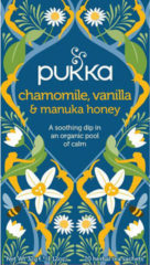 Pukka Org. Teas Chamomile Vanille/manuka Honing Bio (20st)