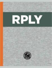 Grijze Stationery Team Replay Boys Schrift A4 geruit