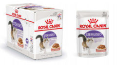 Royal Canin Fhn Adult Sterilised Mp Pouch - Kattenvoer - 12x85 g - Kattenvoer