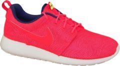 Rode Nike Roshe One Moire Wmns 819961-661, Vrouwen, Rood, Sportschoenen maat: 38 EU