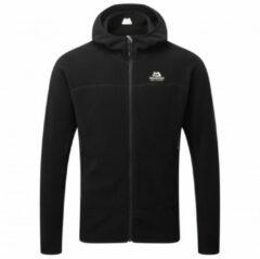 Mountain Equipment - Micro Zip Jacket - Fleecejack maat M zwart