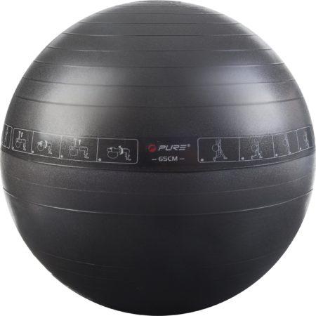 Afbeelding van Zwarte Pure 2 Improve Pure 2I Exercise Ball 65Cm 1100Gram