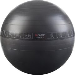 Zwarte Pure 2 Improve Pure 2I Exercise Ball 65Cm 1100Gram