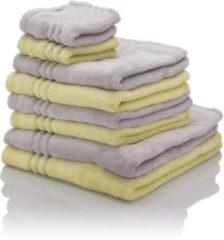 Bagnola Handtuch-Set Quick Dry, 8tlg. - Grün