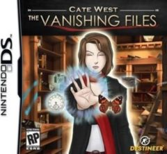 Oxygen Interactive Cate West: The Vanishing Files