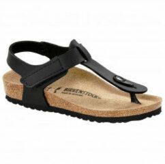 Birkenstock - Kid's Kairo HL BF - Sandalen maat 35 - Schmal, beige/bruin