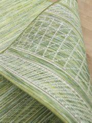 Pergamon In- und Outdoor Teppich Beidseitig Flachgewebe Hampton Grün... 200x290 cm