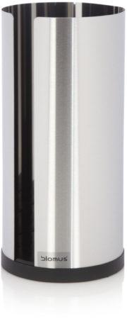 Afbeelding van Zilveren Blomus keukenrolhouder 28,5 cm hoog Cusi