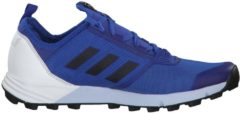 Trekkingschuhe TERREX AGRAVIC SPEED BB3066 adidas performance hi-res blue s18/core black/aero blue s18
