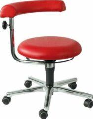 Eduplay Onderwijzers stoel rood 34-41 cm