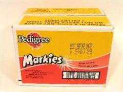 Pedigree Markies Gevuld Met Merg - Hondensnacks - Gevogelte Vlees 12.5 kg Mini Mini - Hondenvoer