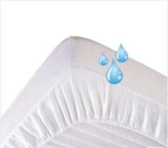 Witte Better Nights Waterdichte matrasbeschermer 180x200