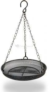 Afbeelding van Zwarte Tom Chambers Voederschotel Metaal - Hangend - 22 cm