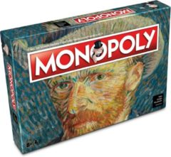 Monopoly Van Gogh Museum Editie - Bordspel