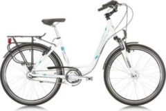 26 Zoll Damen City Fahrrad Sprint Solara Lady Nexus 7... weiß