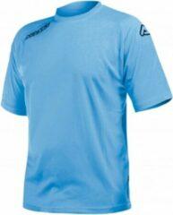 Lichtblauwe Acerbis Sports ATLANTIS TRAINING T-SHIRT LIGHT BLUE 2 L (Large)