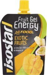 Isostar Fruit Gel Energy Actifood-Exotic-per