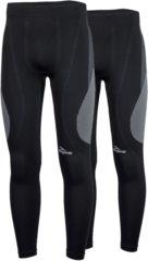 Zwarte Rogelli Core Underpant Fietsbroek - Maat L - Mannen - zwart