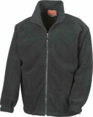RESULT Fleece vest R036X Zwart3XL