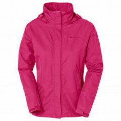 Vaude - Women's Escape Light Jacket - Regenjack maat 34, roze