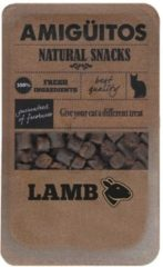 Amiguitos Cat Snack Lamb - Kattensnack - 100 g