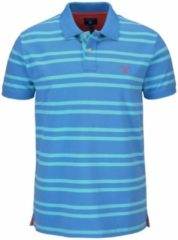 Lichtblauwe GANT, Heren Shirt, turquoise / hemelsblauw