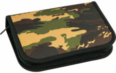 Etui Eberhard Faber gevuld 32-delig Camouflage