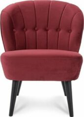 Happy Chairs - Fauteuil Petros - Riviera Rood